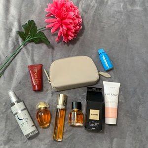 makeup and skincare bundle